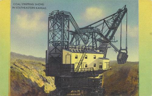 Pittsburg Scenes Mining